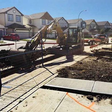 Excavation services in Calgary 25