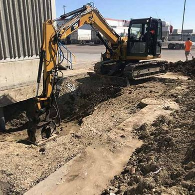 Excavation services in Calgary 13