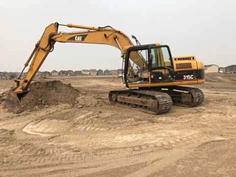Excavation services in Calgary 01