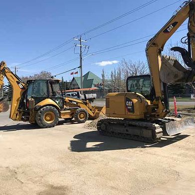 Excavation services in Calgary 14