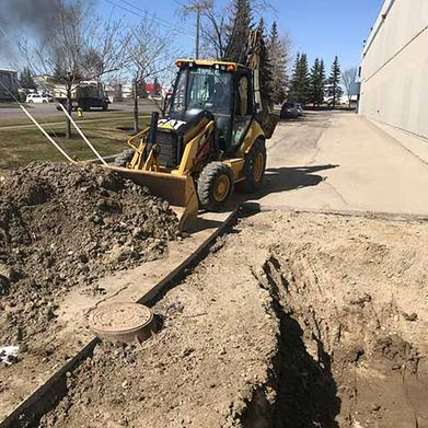 Excavation services in Calgary 26
