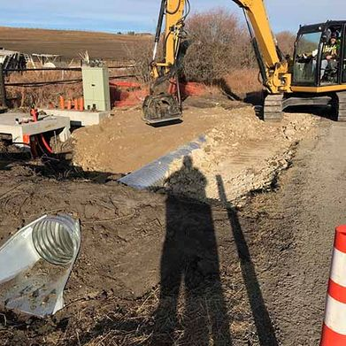 Excavation services in Calgary 10