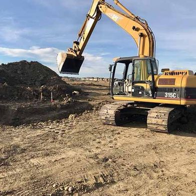 Excavation services in Calgary 23
